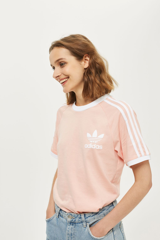 adidas t shirt topshop