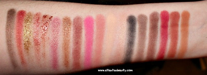 huda-beauty-rose-gold-palette-brush-swatches